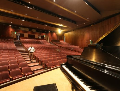 Thinking Outside the Shoebox :: Concert Hall Acoustics