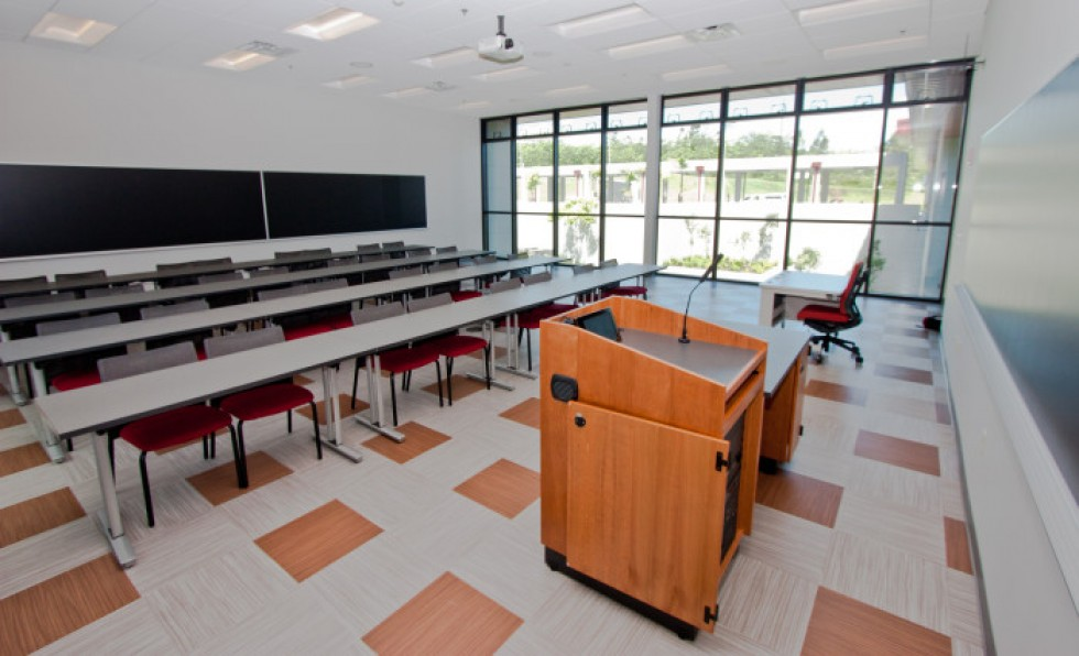 Classroom Av Design ~ Khuok censeo av acoustics