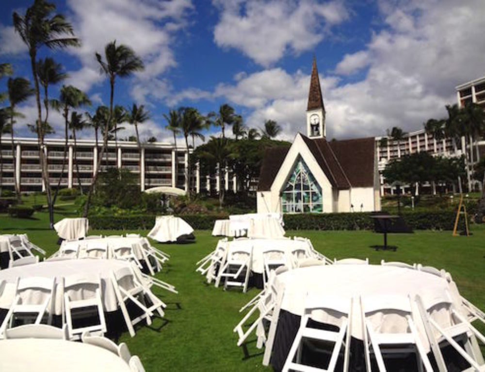 Grand Wailea Special Events