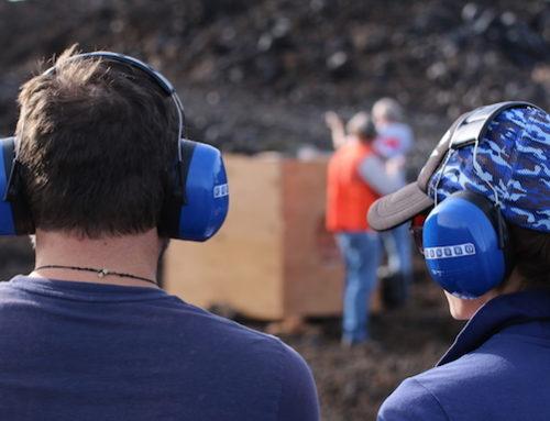 Pu'u Anahulu Public Shooting Range Noise Assessment