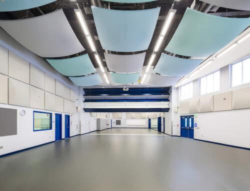 Moanalua High School Choral Room and Dance Studio